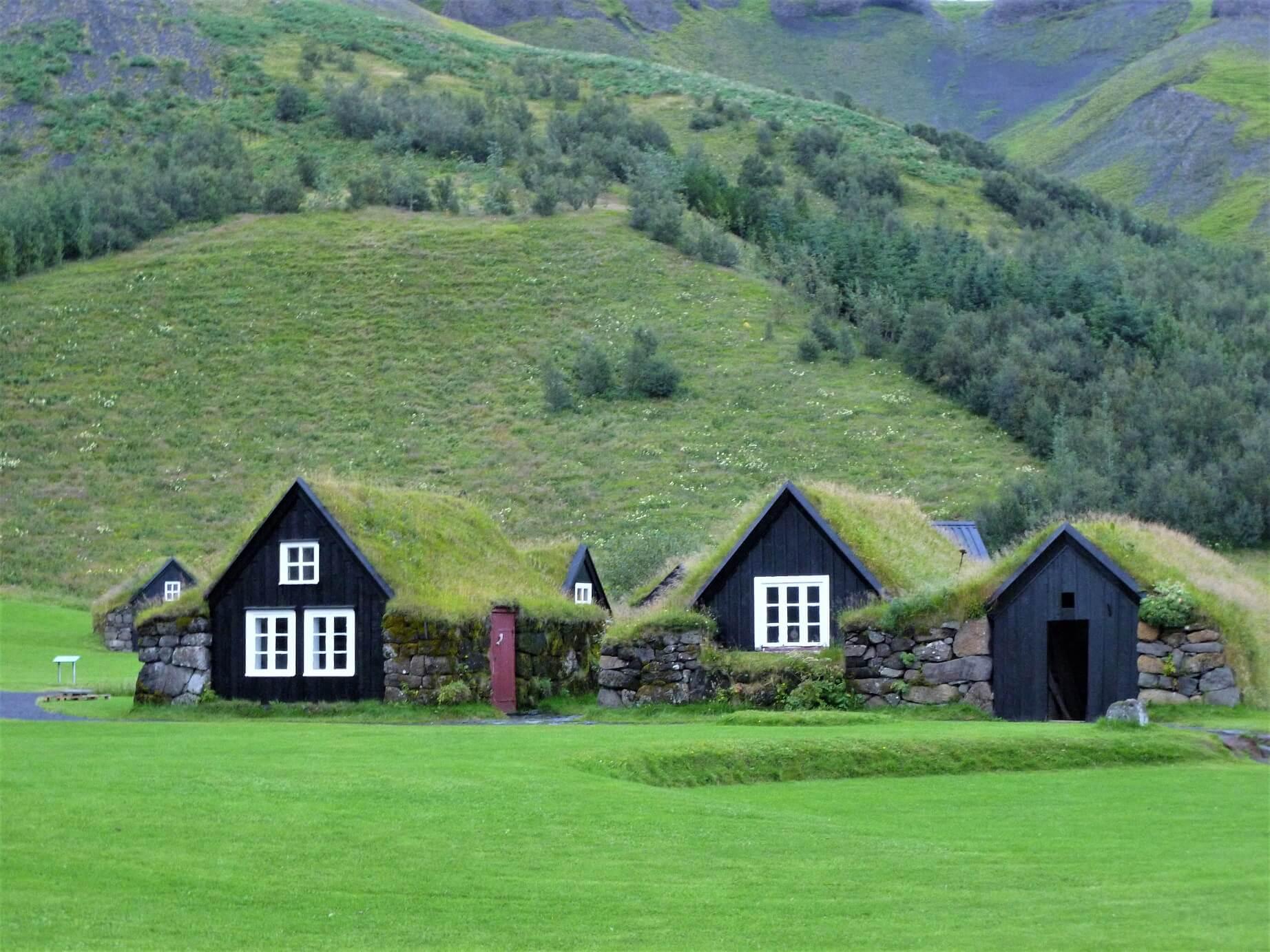 Vida en islandia - Casas en islandia ...