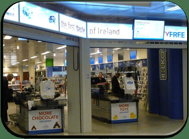 Tienda de Duty Free en Islandia con buenos precios