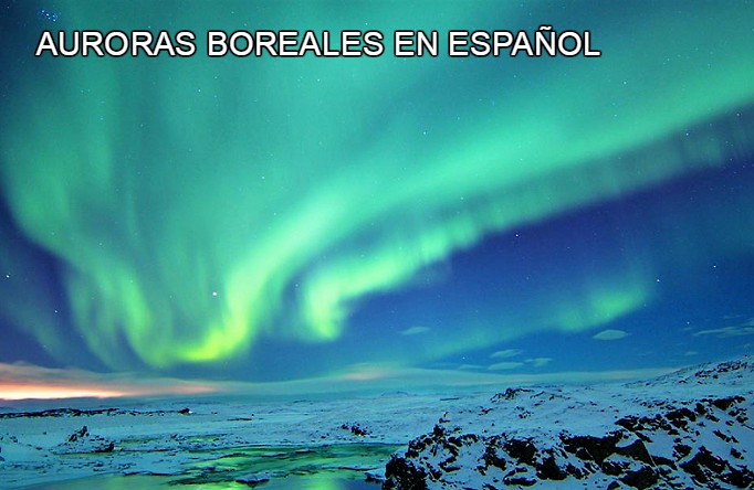 auroras boreales excursion español