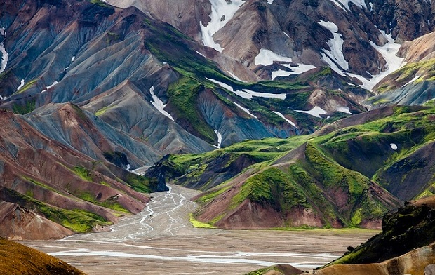 landmannalaugar excursion Islandia
