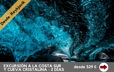 excursion cueva glaciar sur