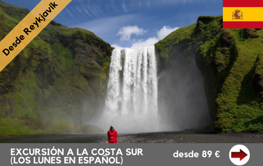sur islandia excursion