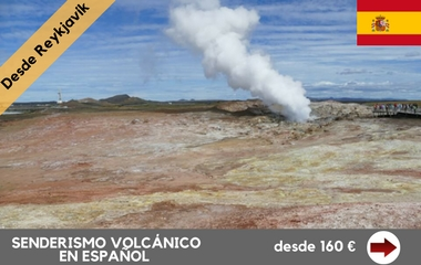 senderismo excursion islandia