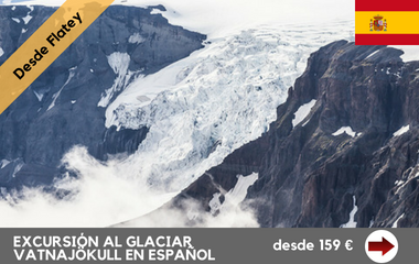 excursion vatnajokull glaciar