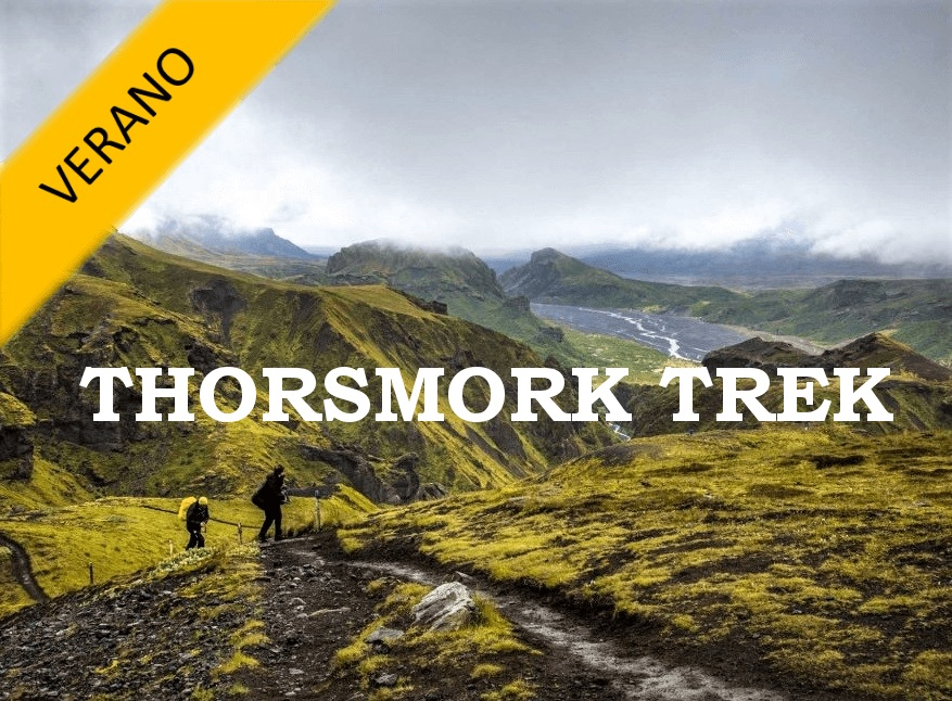 excursiones a Thorsmork