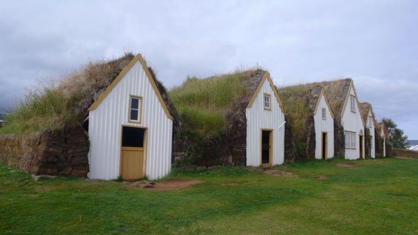Museo folclórico Glaumbaer - Islandia