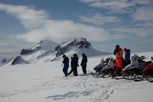 excursion en motos de nieve SN1