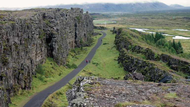 Game of Thrones on Iceland