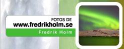 Fotos de www.fredrikholm.se