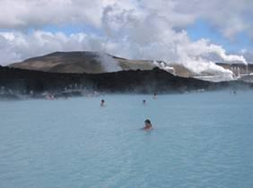 Laguna Azul / Blue Lagoon , Islandia