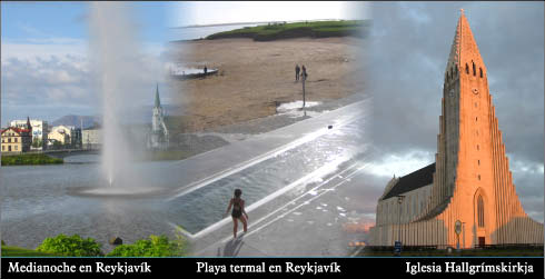 fotos de Reykjavík
